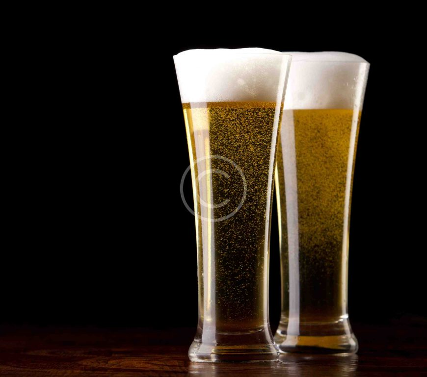Nothing Works Better with Beer than Another Serving of Beer